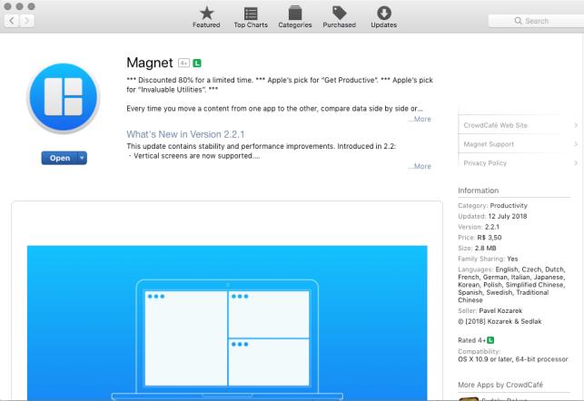 MagnetForMac